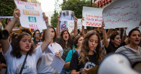 Um movimento feminista que redefine a libertação e reimagina a Palestina