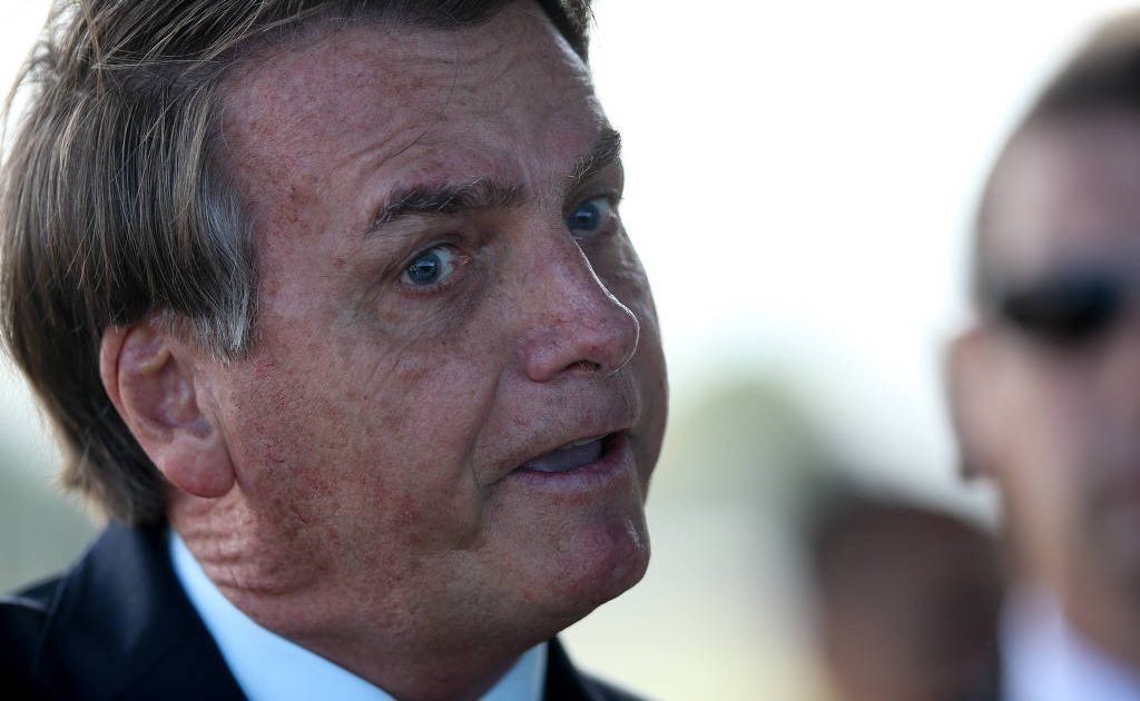 1º de abril: Fora, Bolsonaro e seu governo da mentira!