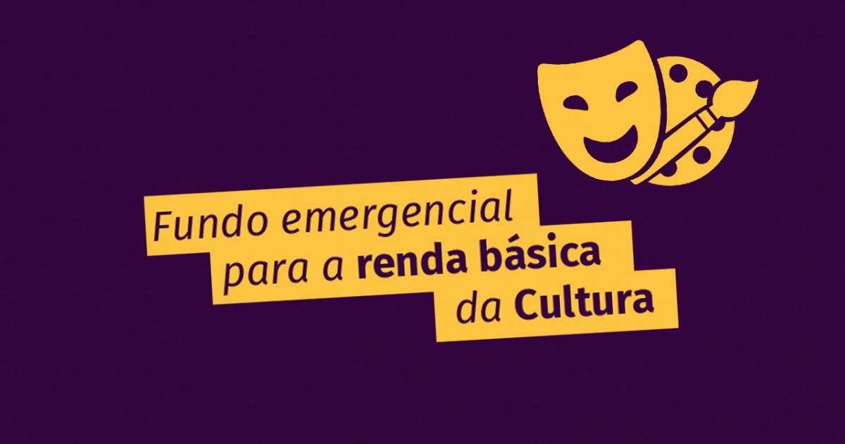 Fundo emergencial para a renda básica da cultura