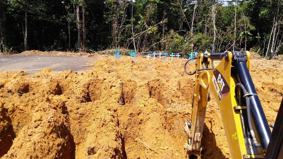 Manaus, pandemia e barbárie