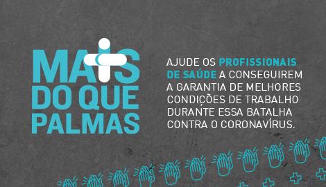 Junto ao movimento #MaisDoQuePalmas, Fernanda Melchionna propõe auxílio a dependentes de profissionais da saúde vítimas do Covid-19