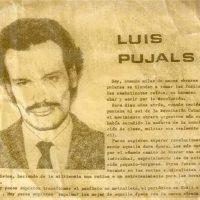 Luis Pujals, querido hermano, presente!