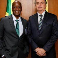 Fora Bolsonaro e seus capitães do mato!