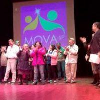 Sâmia Bomfim e Toninho Vespoli acionam Ministério Público para evitar o desmonte do MOVA