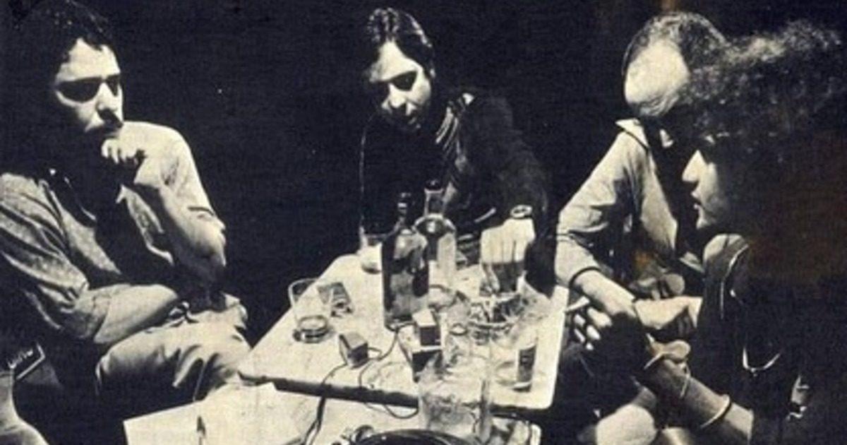 A MPB se debate: uma noite com Chico Buarque, Caetano Veloso, Edu Lobo e Aldir Blanc
