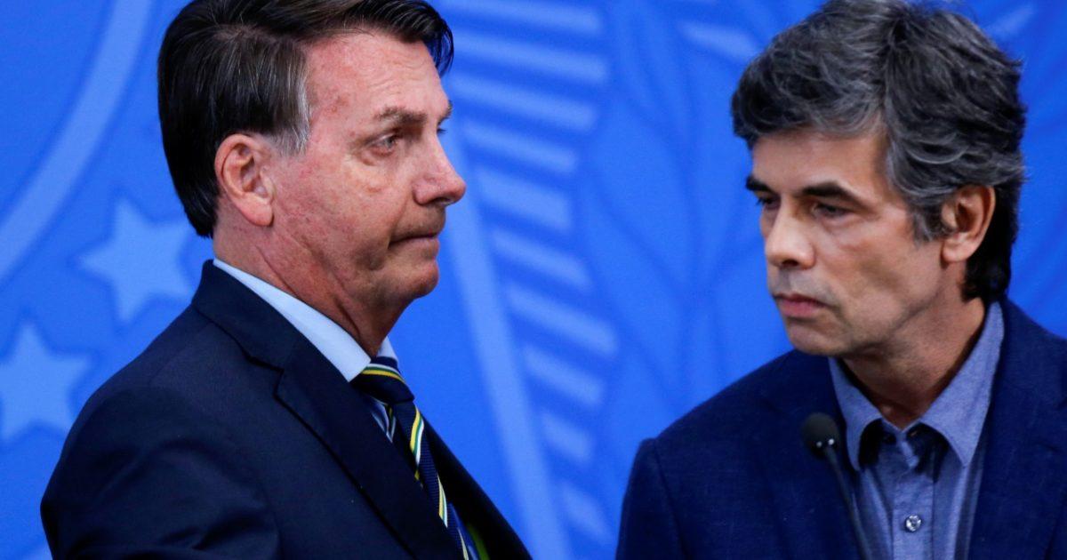 Teich está fora: quem deve sair é Bolsonaro!