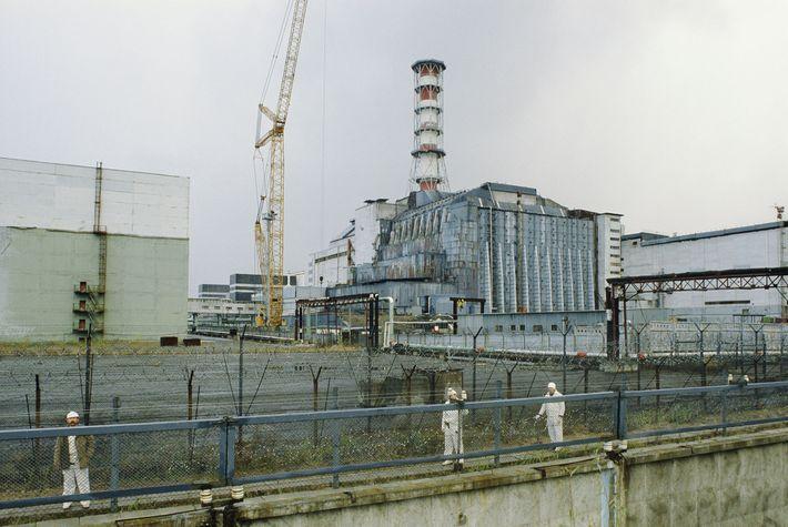 O Momento Chernobyl de Trump e Bolsonaro?