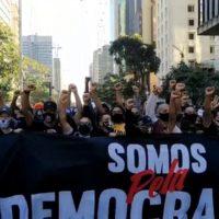 Unir a luta antifascista e antirracista para derrotar Trump e Bolsonaro