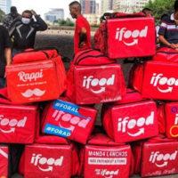 Solidariedade à greve dos entregadores de apps e à mobilização dos metroviários