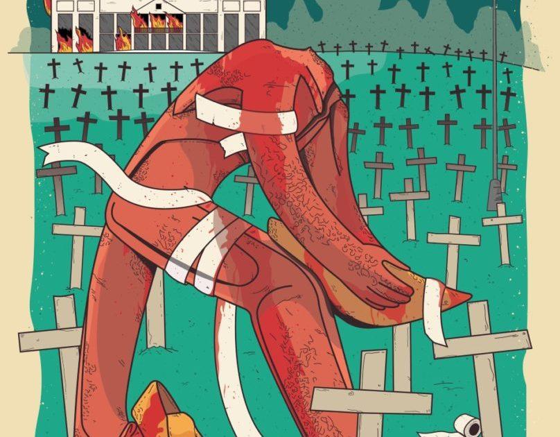 Yanomamis assassinados, mães indígenas sem os corpos de seus filhos e doenças nas Terras Indígenas: consequências do garimpo ilegal em Roraima