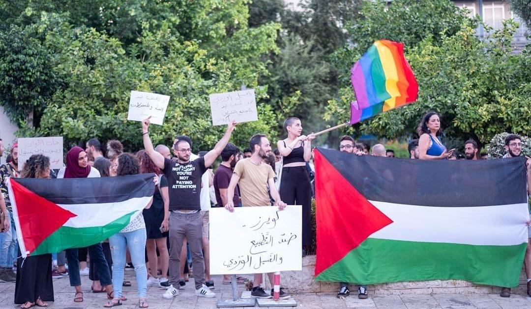 A luta de LGBTs palestinos contra a opressão interna e a violência externa
