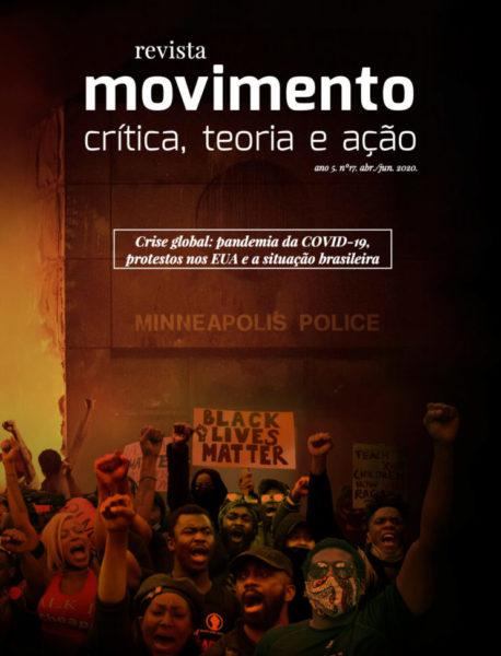 Capa da última edição da Revista Movimento