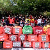 Dia histórico: #brequedosapps, o levante contra a precarização