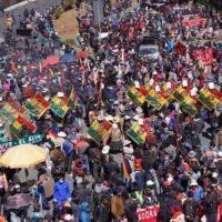 A Bolívia e a luta de classes no continente durante a pandemia