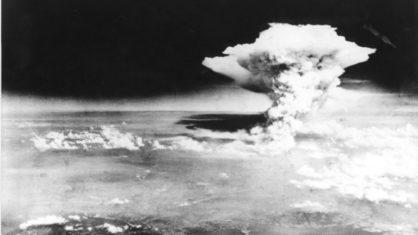 O bombardeio de Hiroshima e Nagasaki