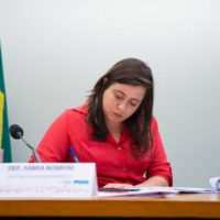 Sâmia Bomfim passa a integrar o Parlamento do Mercosul
