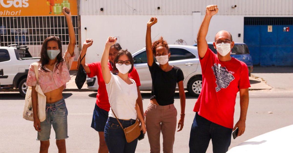 Nota de solidariedade e apoio ao candidato a prefeitura de Boa Vista Fábio Almeida (PSOL-BV)