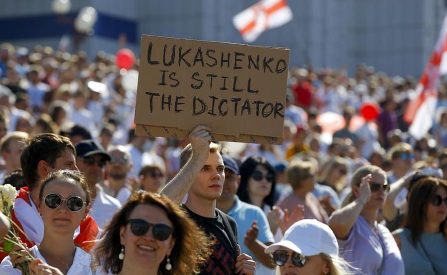 Contradições dos protestos na Bielorrússia:  que podemos aprender