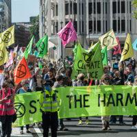 Extinction Rebellion volta às ruas