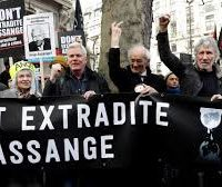 Reclamamos a liberdade de Julian Assange