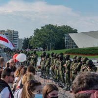 Bielorrússia: as mulheres, os trabalhadores, o povo!