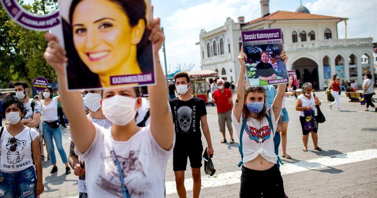 Agenda das Mulheres na Turquia: a questão principal é a violência de gênero