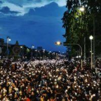Tailândia: O movimento de massas contra a Junta militar avança a passos agigantados