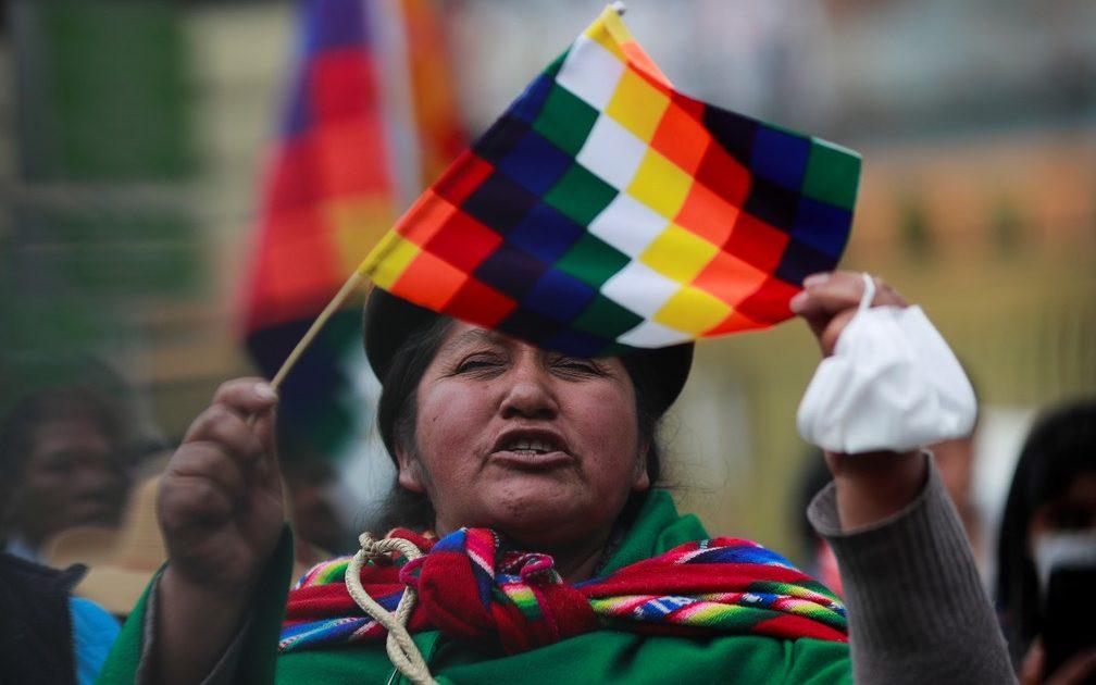 Solidariedade com a Bolívia: é preciso derrotar o golpismo