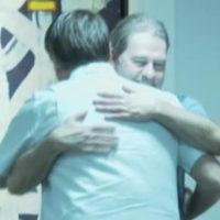 Pelo ajuste e pelo regime, abraços e pizza em Brasília