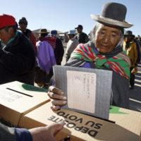A batalha da Bolívia e nossas responsabilidades