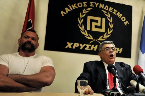 Tribunal considera Aurora Dourada uma organização criminosa e condena dirigentes