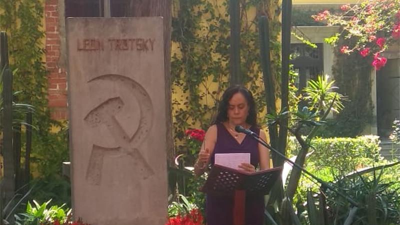"""""""O objetivo do Instituto do Direito de Asilo-Museu Casa de León Trotsky é manter e preservar a verdade histórica"""""""