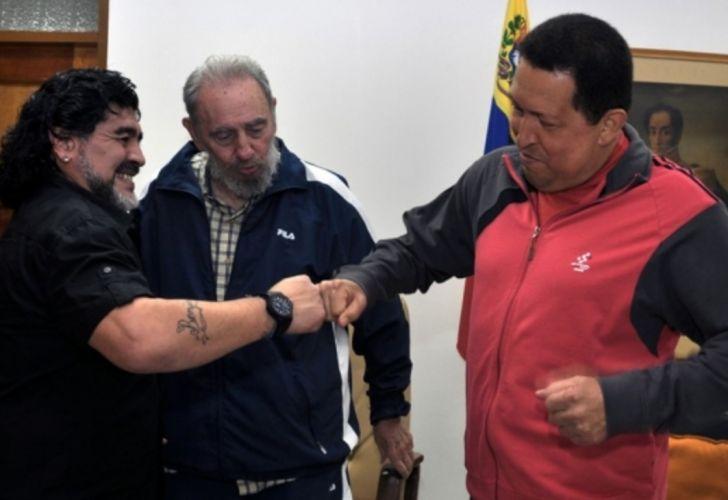 Morreu Maradona, morreu um ícone anti-imperialista de nosso continente