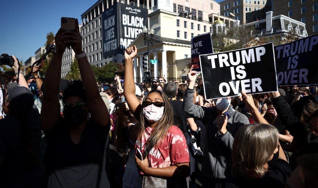 Um triunfo democrático: primeiras notas sobre o resultado das eleições nos Estados Unidos