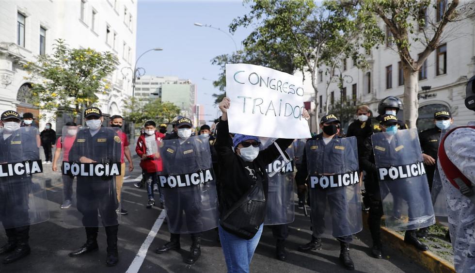 Peru: A luta continua