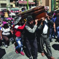 Relato sobre o massacre de Senkata