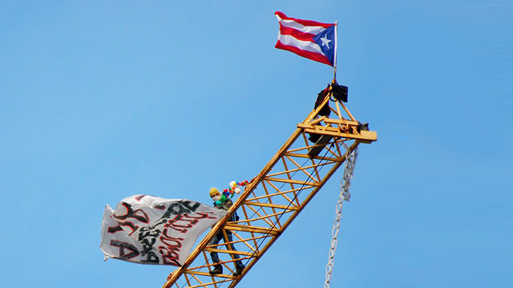 Contribuição ao debate sobre as eleições de 2020 em Porto Rico