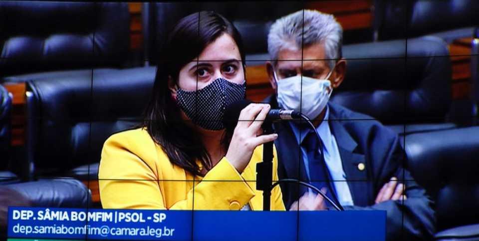 Sâmia e PSOL querem impedir Bolsonaro de zerar tarifa de importação de armas