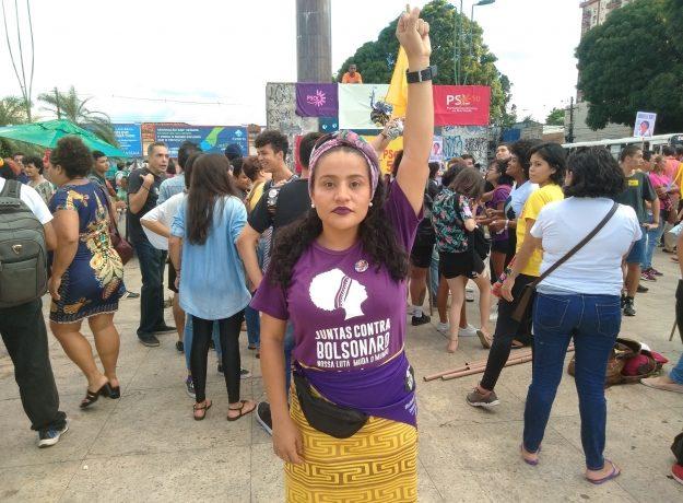 De vereadora eleita mais votada de Belém a primeira deputada federal negra e LGBTI+ do Pará