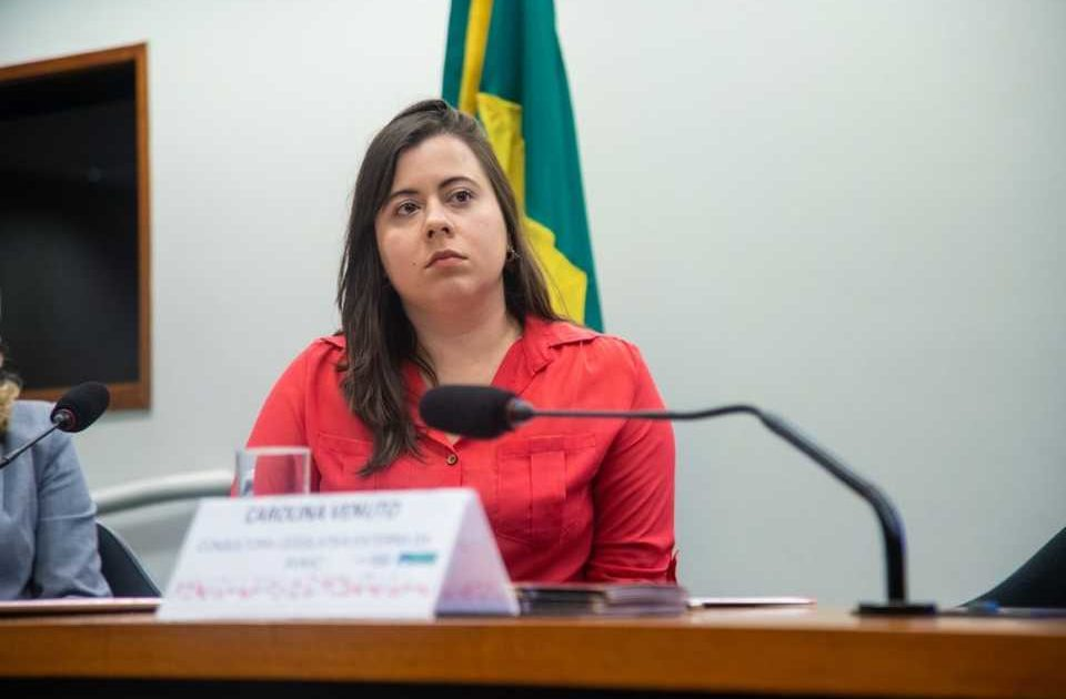Por que Sâmia Bomfim defende voto em Baleia Rossi? Entenda.