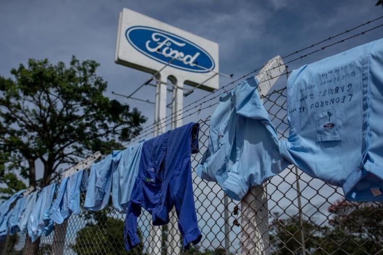 Não ao fechamento da Ford! O governo precisa agir
