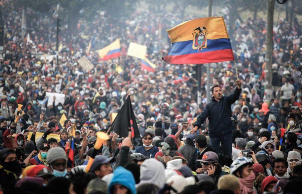 O Equador votou por outro caminho