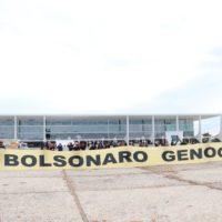 É preciso retirar o genocida Bolsonaro do poder!