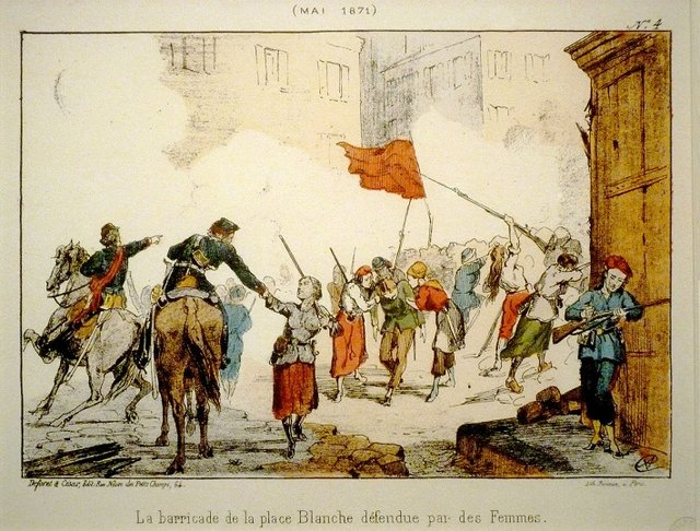 A Comuna de Paris, a banca e a dívida