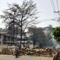 Forças de resistência matam no mínimo 18 soldados de Mianmar na cidade fronteiriça de Sagaing