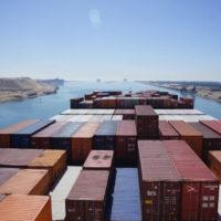 Além de Suez: tamanhos de navios em escalada e suas consequências