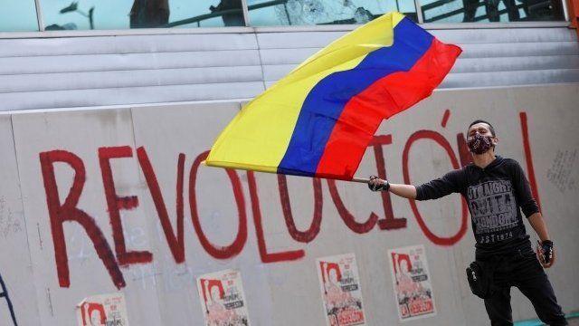 Algumas conquistas da explosão social na Colômbia
