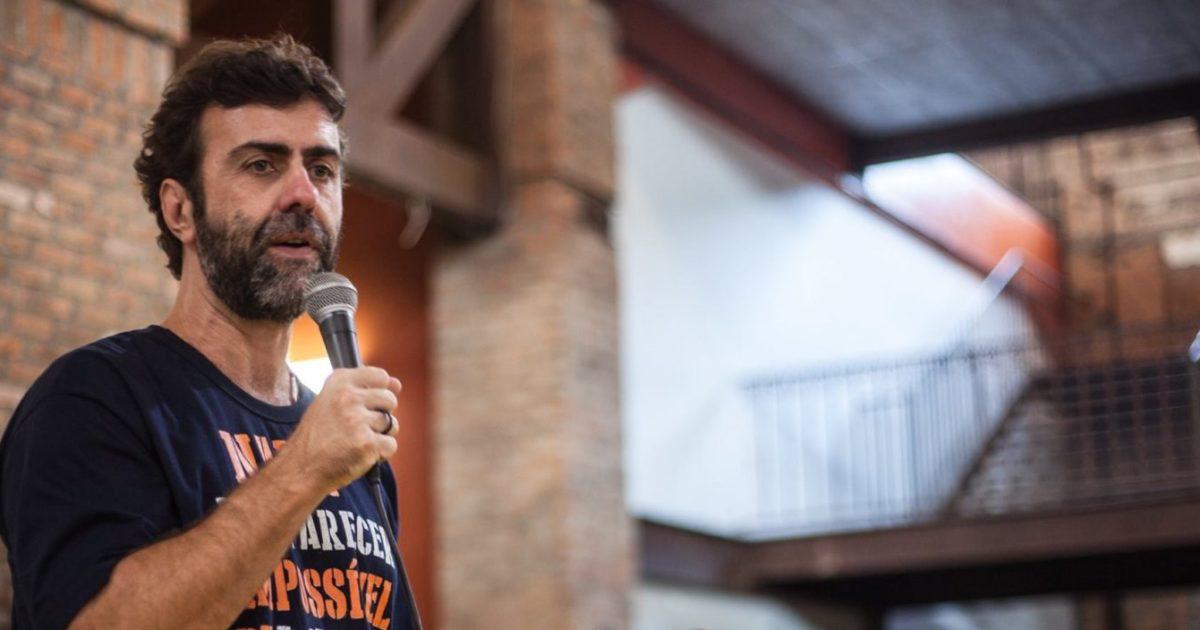 Qual lugar Marcelo Freixo quer ocupar na política?