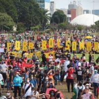 Em 19 de junho, todos às ruas: Fora, Bolsonaro!