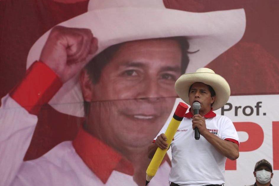 Quem teme Pedro Castillo?